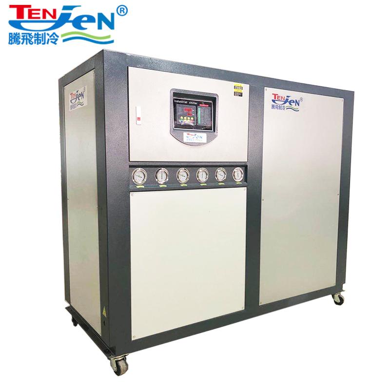 30HP 水冷式冷水机,低温冷水机,可降至-15度