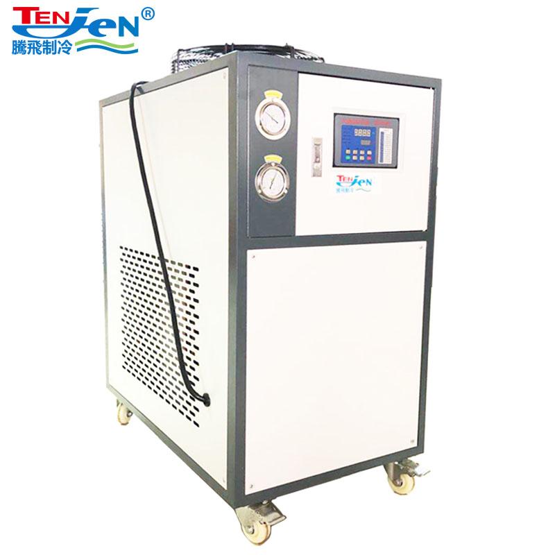 小型风冷式冷水机,1hp,2hp吸塑专用,超声波