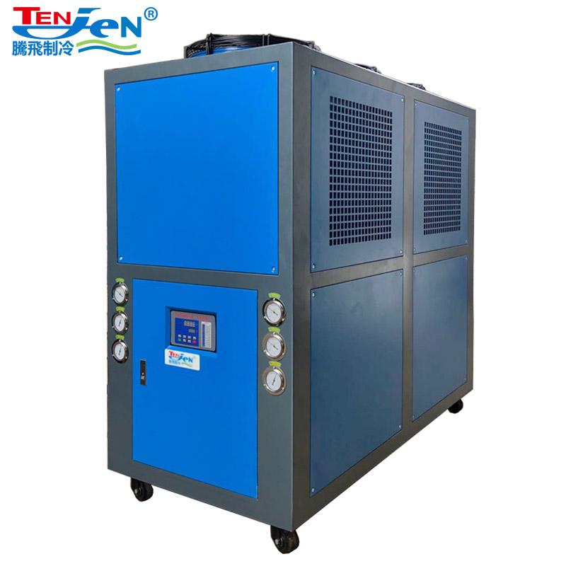 风冷式15HP冷水机 印刷,制袋机,注塑,高周波,电镀